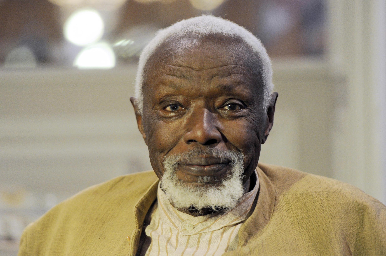 Ousmane Sow, em Maio de 2015