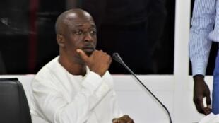 Yankuba Touray, tsohon ministan gwamnatin Yahya Jammeh.