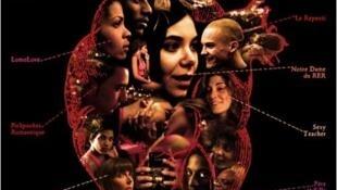 L'affiche du film «Donoma», réalisé par Djinn Carrénard.
