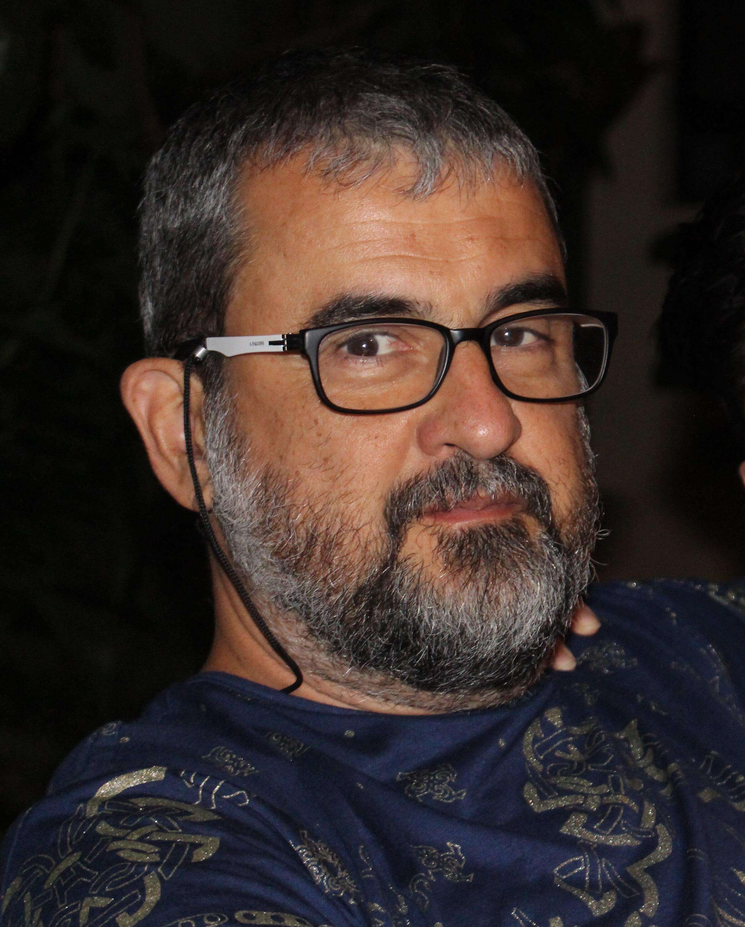 O sociólogo e antropólogo Henyo Trindade Barretto Filho