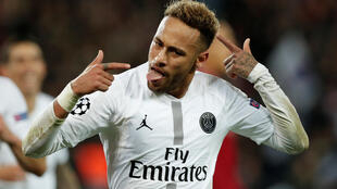 Neymar will be absent from the PSG line-up for the clash against Strasbourg.