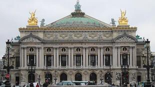 巴黎歌剧院, 卡尔尼埃宫。