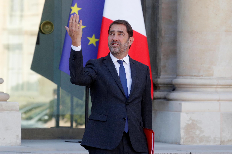 Государственный секретарь по связям с парламентом Франции Кристоф Кастанер