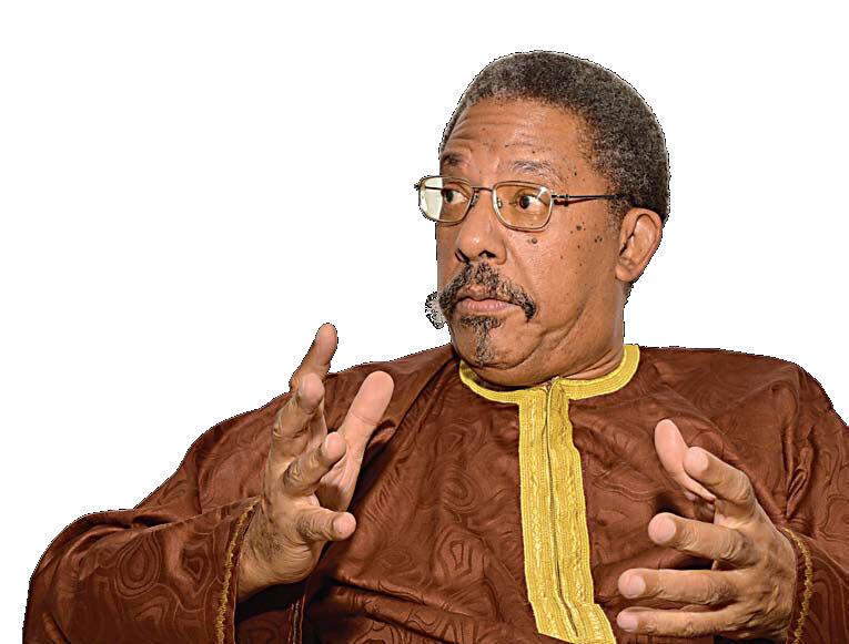 Vicente Pinto de Andrade, candidato em 43° lugar na lista do MPLA.