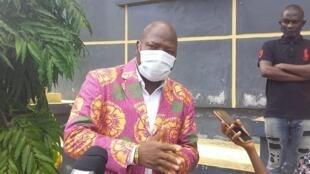 Liberia's Solicitor General Sayma Syrenius Cephus in Monrovia_RFI_Darlington Porkpa