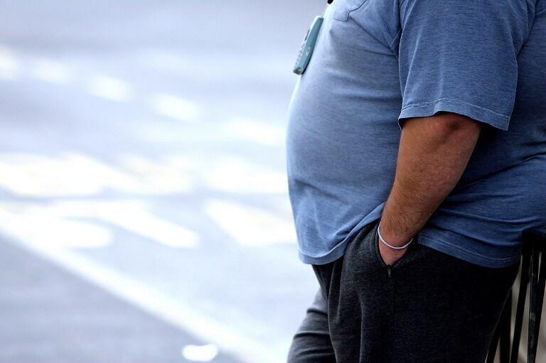 Согласно данным исследования, 56,8% мужчин во Франции страдают избыточным весом.
