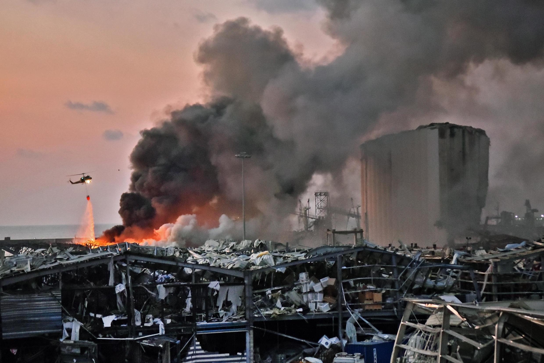 Os danos das explosões afetaram quase metade da cidade, com prejuízos avaliados em mais de US$ 3 bilhões, de acordo com as estimativas do governador da capital, Marwan Abboud.