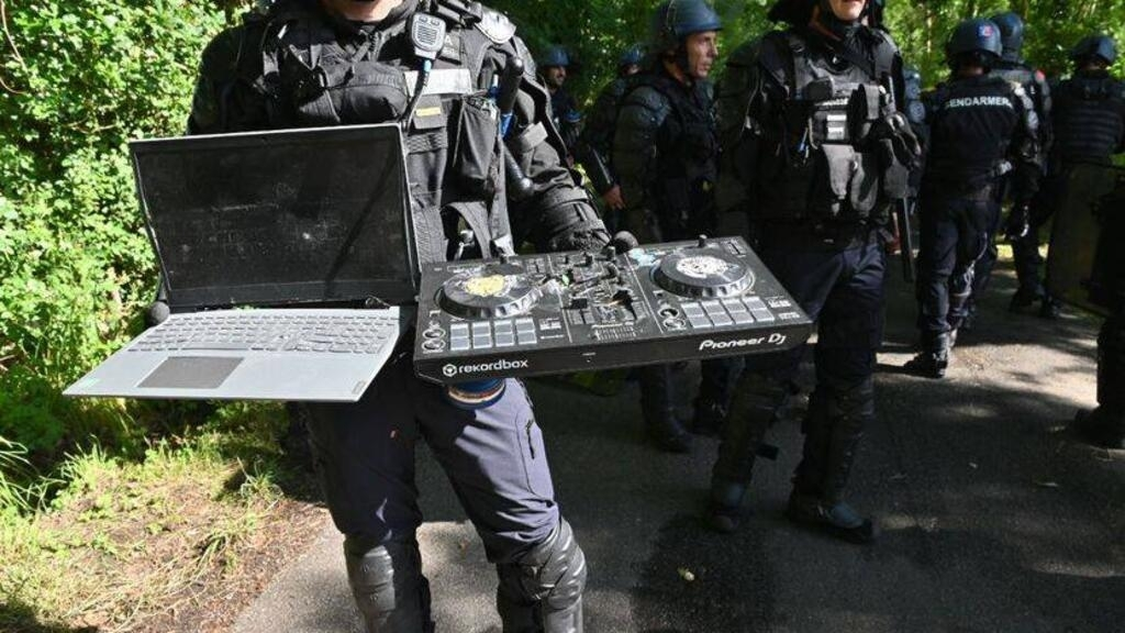 Report points to excessive police violence, illegal use of force at rave party
