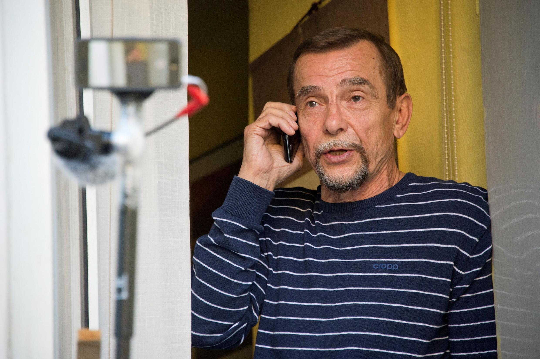 Основатель и глава движения «За права человека» Лев Пономарев