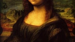 盧浮宮的蒙娜麗莎有着世界上最神秘的微笑