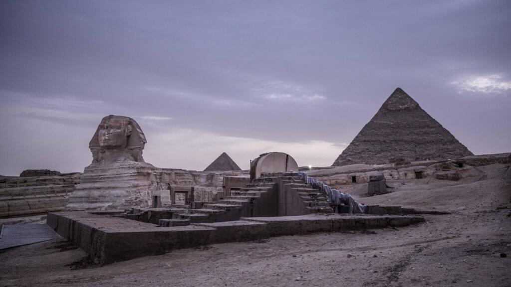 Égypte: l'éternel mystère des pyramides alimente toujours les fantasmes