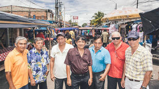 Los Wembler's de Iquitos.