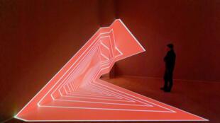 Инсталляция Оливье Ратси «Дельта»