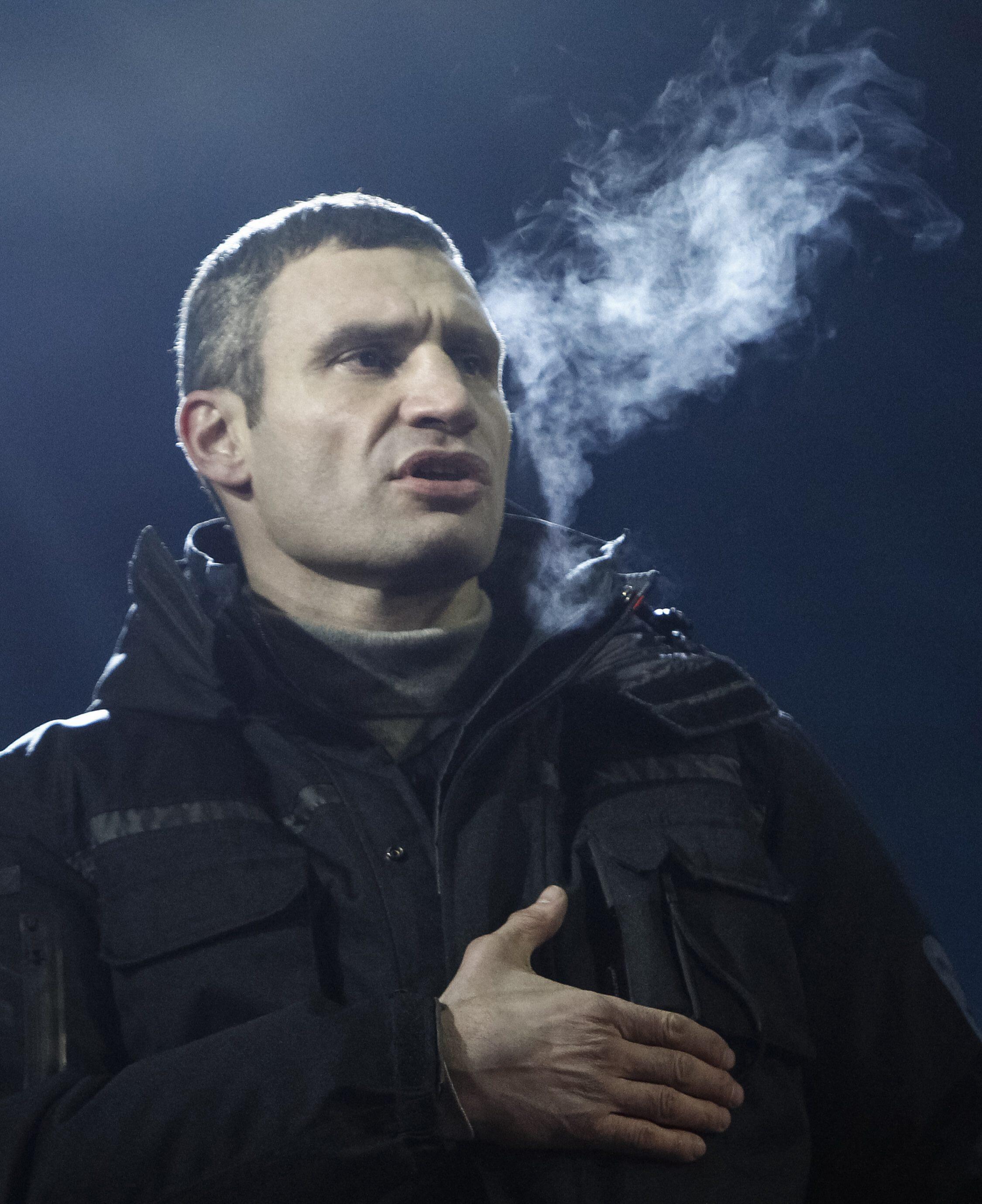 Vitali Klitschiko.