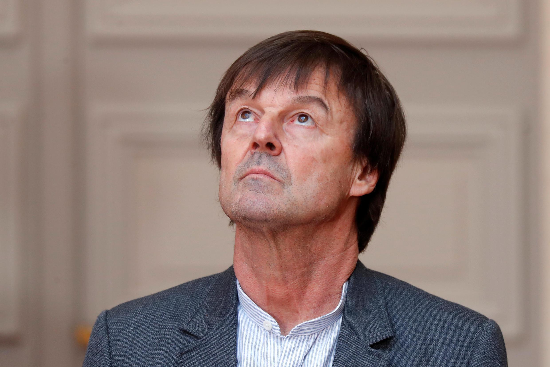 O ministro da Transição Ecológica, Nicolas Hulot, foi acusado de estupro e assédio sexual.