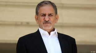 اسحاق جهانگیری معاون اول رئیس جمهوری ایران