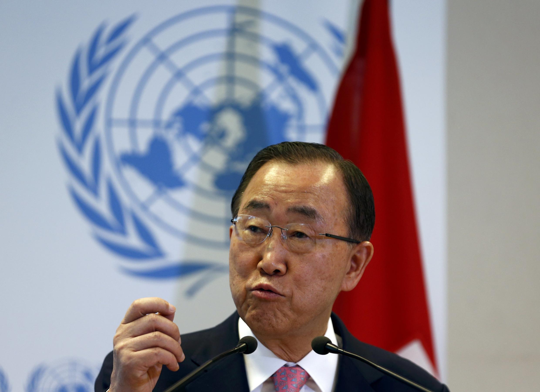 Sakatare janar na majalisar dinkin duniya Ban Ki-Moon zai sauka daga kujerarsa a ranar 31 ga wata Disamba mai zuwa
