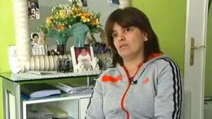 Mãe de Bryan, adolescente de 16 anos que partiu em 2013 para a Síria.