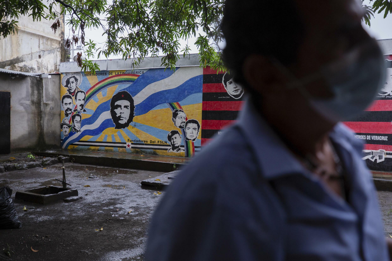 Nicaragua Managua July 2021