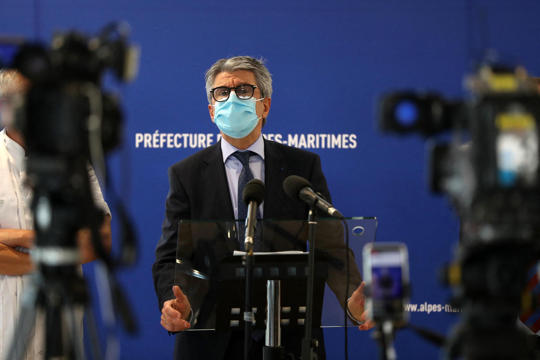 Prefet Alpes Maritimes Bernard Gonzalez
