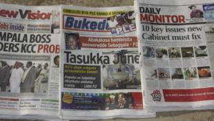 La presse est cernée en Ouganda par la violence et les pressions économiques