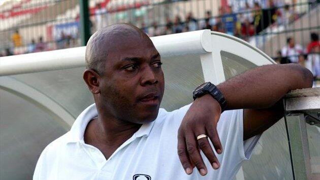 Kocha Mkuu wa Nigeria Stephen Keshi