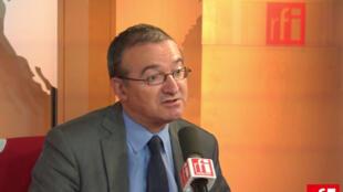 Hervé Mariton, député UMP de la Drôme.