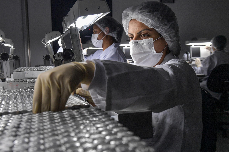 Фармацевтические кампании опасаются, что отмена патентов повлияет на будущее медицинских исследований