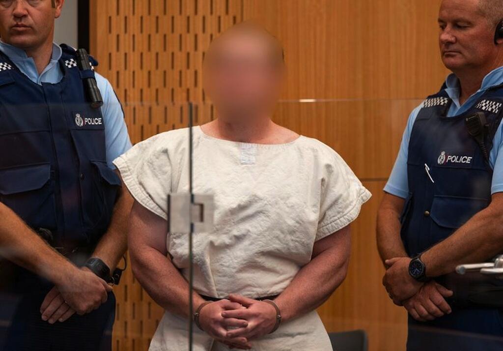 Brenton Harrison Tarrant, mutumen da ya kashe mutane 50 a New Zeland