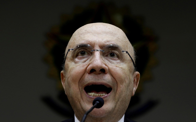 Henrique Meirelles deixou o Ministério da Fazenda de Temer para tentar concorrer à presidência pelo MDB.