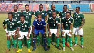 Timu ya taifa ya soka ya Madagascar iliyofuzu kwa mara ya kwanza katika fainali za AFCON nchini Cameroon 2019