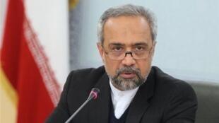 محمد نهاوندیان، معاون امور اقتصادی حسن روحانی.
