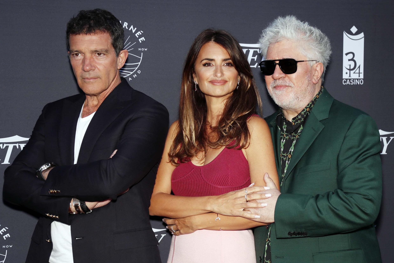 名星級西班牙導演阿莫多瓦的自傳參賽片《苦難與榮耀》角逐今年的金棕櫚大獎