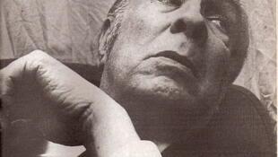Jorge Luis Borges en 1978.