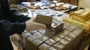 قاچاق مواد مخدر در اروپا