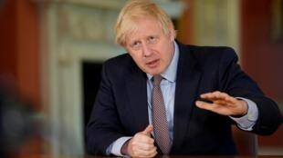 Firaministan Birtaniya Boris Johnson.
