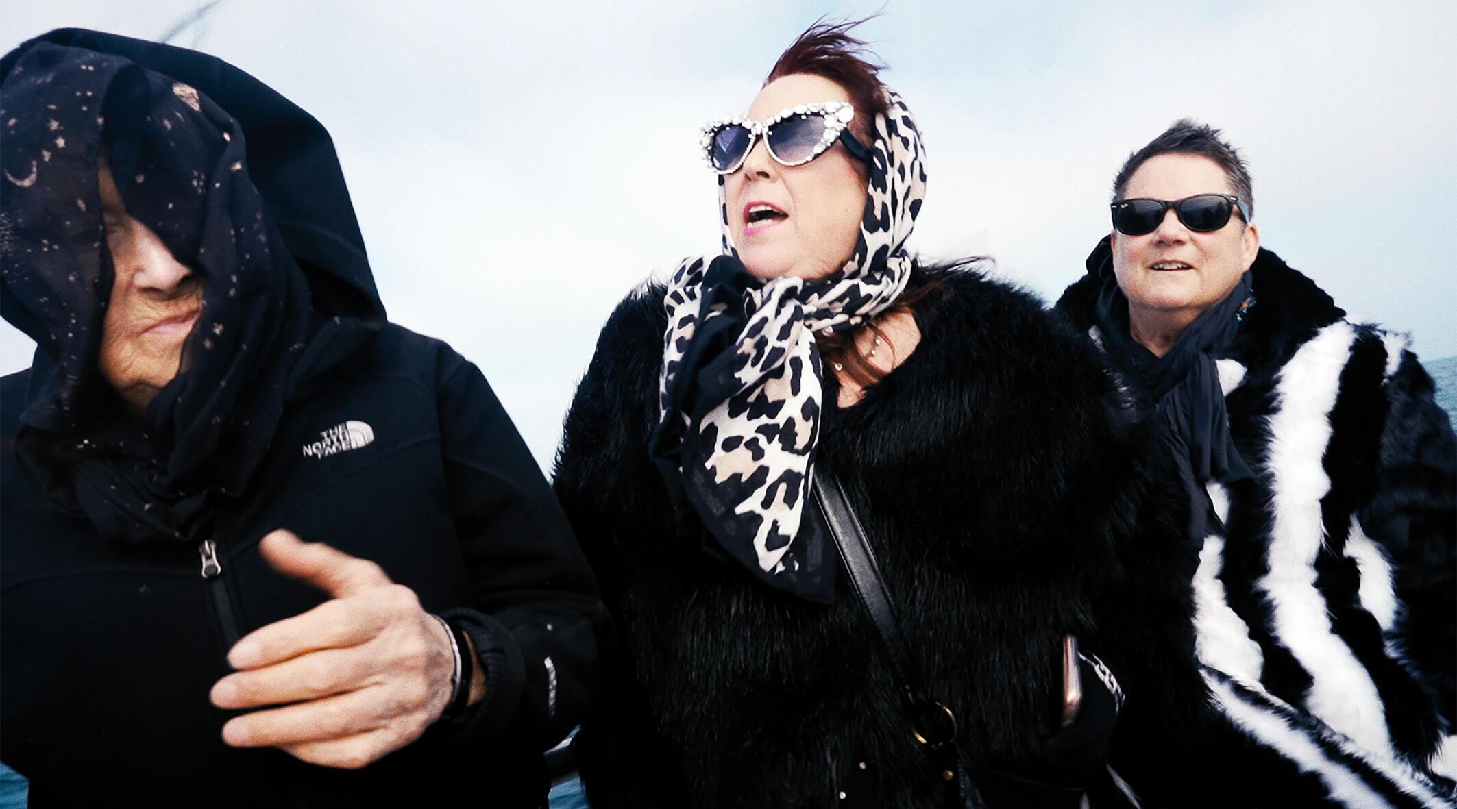 """Cena do filme """"Genderation"""" de Monika Treut, em cartaz na edição de verão da Berlinale 2021."""