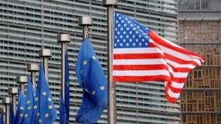 世贸裁定美国可向欧盟产品加征破纪录75亿美元关税。