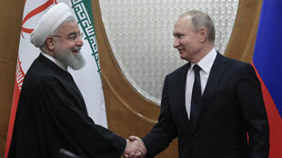 The report of Russia's planned delivery to Iran comes just days before Russian President Vladimir Putin's meeting with US President Joe Biden