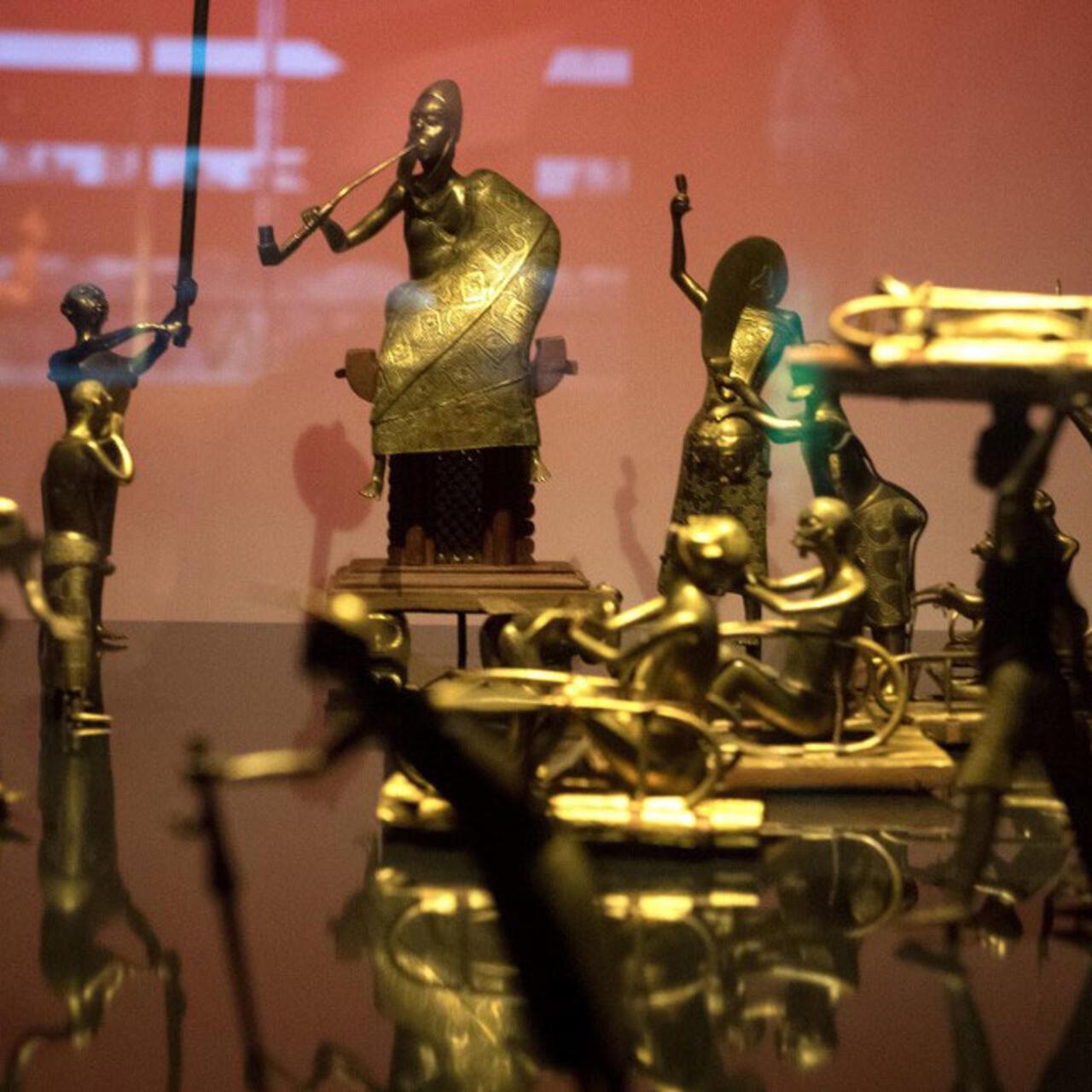 Restitution des biens culturels: France et Bénin veulent marquer ...