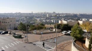 Na segunda-feira, a construção de novos assentamentos no bairro de Ramat Shlomo já haviam sido anunciadas.