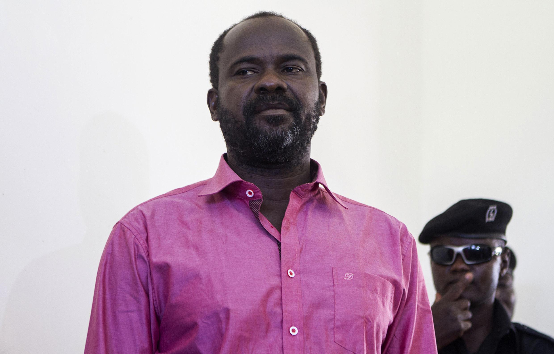 Le leader des Forces démocratiques alliées (ADF) Jamil Mukulu a été arrêté en mars 2015 en Tanzanie.