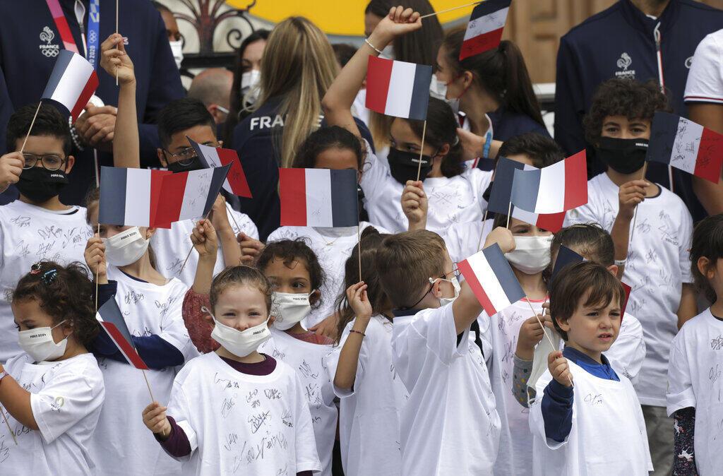 Crianças França