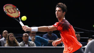Thomaz Bellucci enfrentou o número 1 do mundo.