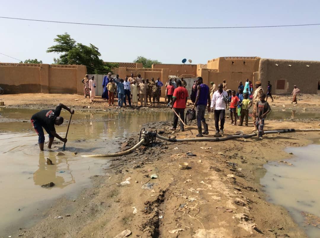 Wananchi wa Mji wa Gao nchini Mali