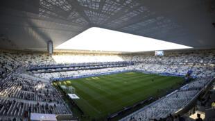 The Matmut-Atlantique stadium, home of FC Girondins de Bordeaux