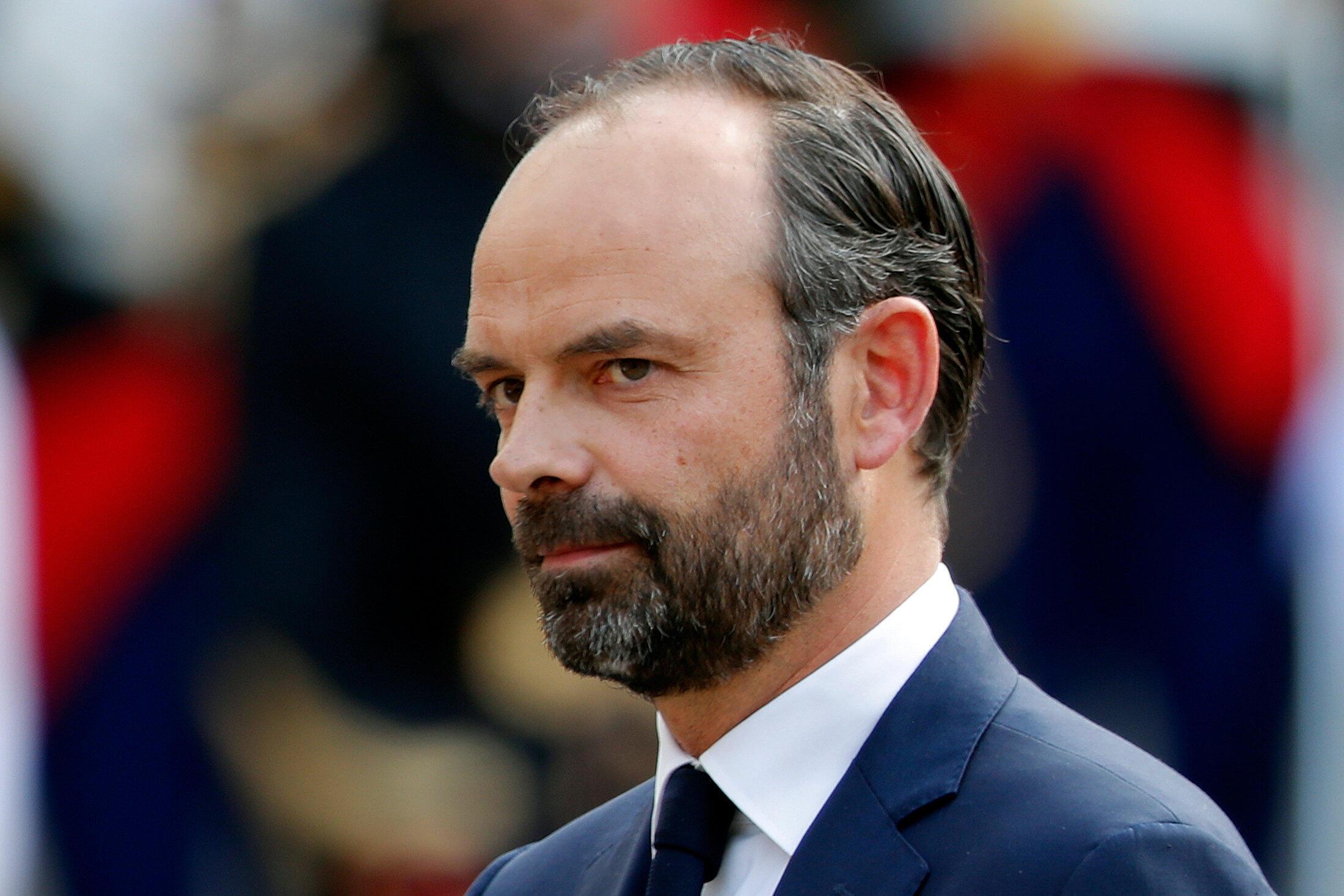法國新總理愛德華 飛利浦