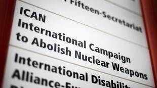 La campagne itnernationale pour abolir les armes nucléaires (ICAN) a reçu le prix Nobel de la paix 2017.