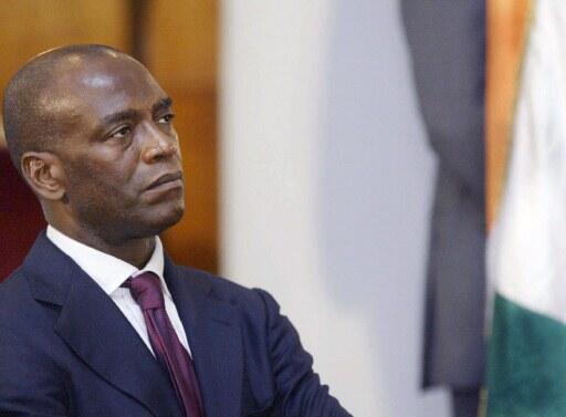 Mamadou Koulibaly, président du Lider, ancien président de l'Assemblée nationale ivoirienne.