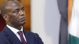 Mamadou Koulibaly, le président de l'Assemblée nationale ivoirienne.